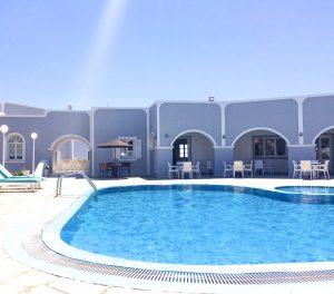 Der Hotel Pool