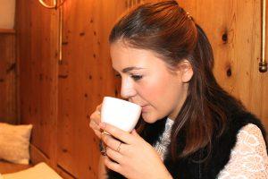 Ein Kaffee am Morgen...