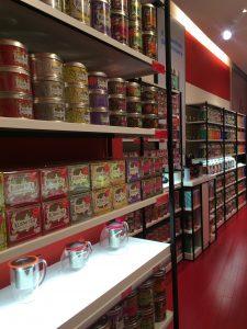 Ein Paradies für Tee Liebhaber: Der Kusmi Tee Store in Mailand