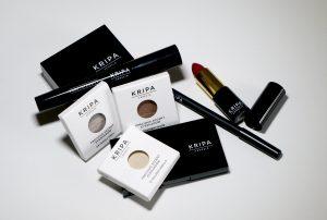 Die getesteten Kosmetik Produkte von KRIPA Venezia