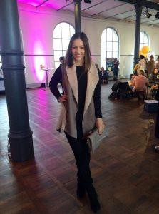 Beim FashionBloggerCafé by Styleranking
