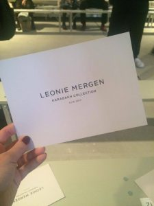 Fashion Show by Leonie Mergen