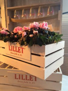 Drinks by Lillet