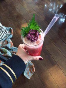 Kreative Cocktails beim Thomas Sabo Presse Cocktail