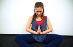 Mein erster Look von Kamah Yoga & Style