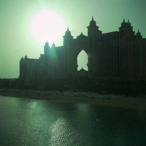 Das berühmte Atlantis Hotel
