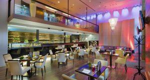 Das Zita Café im Hilton Budapest City Hotel (Quelle: Hilton Budapest City)