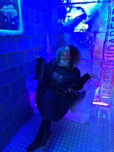 Eiskalt, aber sie macht Spaß: Icebar Budapest