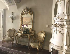 Edel und stilvoll eingerichtet - das St. George Residence Hotel