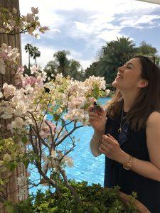Es riecht blumig und exotisch: Yves Saint Laurent Black Opium Floral Shock