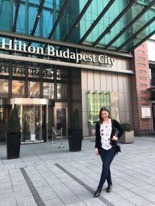 Ich kann das Hilton Budapest City Hotel nur empfehlen