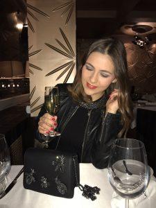 Cheers auf einen schönen Abend in Budapest