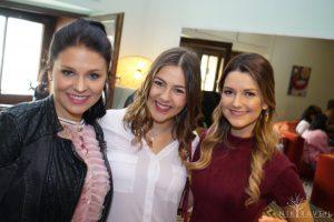 Girls' Time auf dem Fashiondeluxxe Charity Bazar: Zusammen mit Julia Anna Friess und Viola Kraus