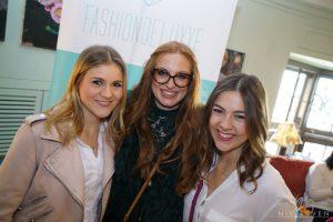 """Meine Schwester Isabelle gemeinsam mit mir und RTL """"Der Bachelor"""" Kandidatin Aleša Mušic"""