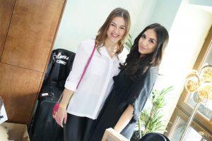 Am Bazar Stand mit Jessica von It's Jess