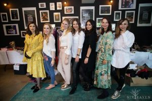 Die Fashiondeluxxe Charity Bazar Blogger Crew