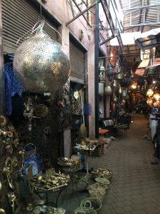 Souk von Marrakesch