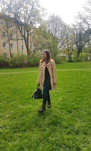 Perfekt zum Spazierengehen: Mein Look mit Haferlschuhen