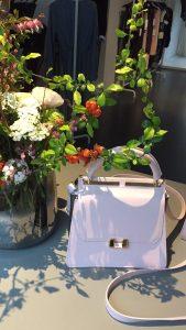 So hübsche pastellfarbene Taschen von maisonheroine - I Like