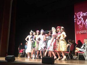 Dirndl Couture bei der Secret Fashion Show