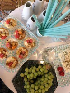Griechische Snacks zum Probieren