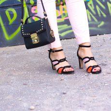 Sommerlicher Look mit NAKD Sunnies, Casual Blouse, Trussardi Jeans Bag