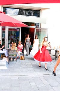 Secret Fashion Show Brunch im La Bohème in München