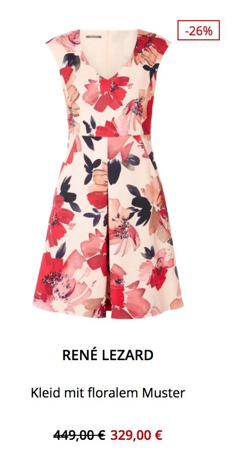 Https Www Peek Cloppenburg De Rene Lezard Damen Kleid Mit Floralem Muster Pink 9603787 10