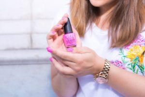 Meine persönlichen TOP Beauty Favoriten des Monats August: Nagellack, Lippenbalm, Duschöl und Gesichtscreme
