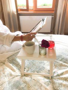 Ein Frühstückstraum morgens im Bett - Wayfair Interior Idee