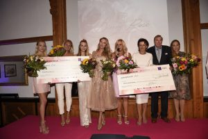 Charity Event 'Dinner Rosè' in der Grünwalder Einkehr