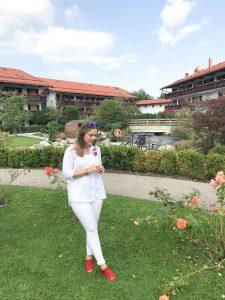 Idylle mitten am Tegernsee: Das Hotel Bachmair Weissach