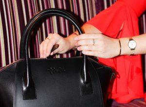Qualität, Elegant und Langlebigkeit - für mich wichtige Merkmale einer hochwertigen Businesstasche! Die Handtasche des Münchner Labels Felicitas vereint genau das!