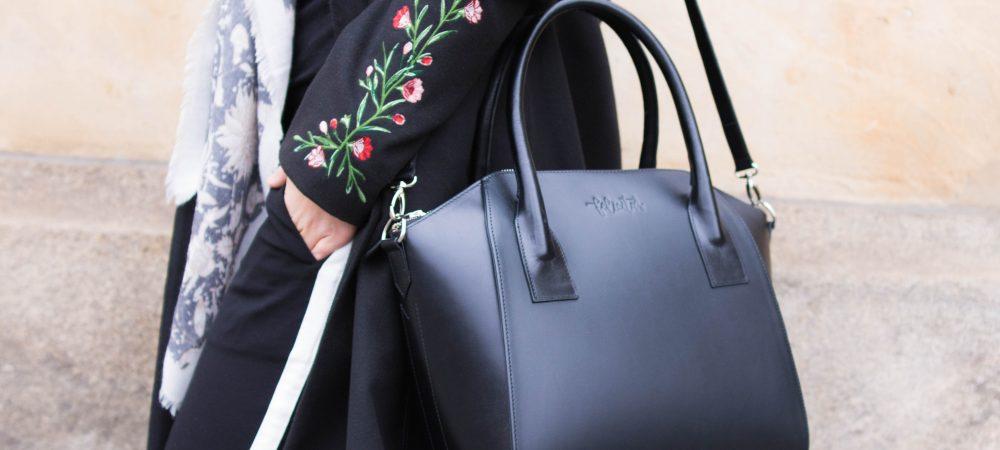 Täglicher Begleiter: die elegante Businesstasche für das Office