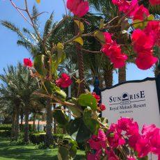 Ein Zuhause unter der ägyptischen Sonne: Hotel Review – Sunrise Royal Makadi Aqua Resort