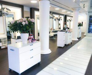 Münchner Luxus-Friseursalon - Lippert's Friseure ist einen Besuch wert