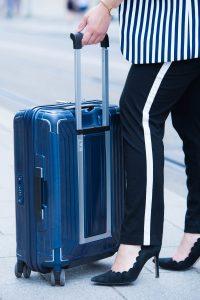 Geschäftsreise, Kurztrip am Wochenende - ein Handgepäckkoffer von SAMSONITE ist die ideale Lösung und ein komfortabler Wegbegleiter. Modernes Design, hochwertige Qualität. Die Koffermodelle vereinen alles, was man braucht!