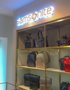 SAMSONITE Store Opening in München - Event Report
