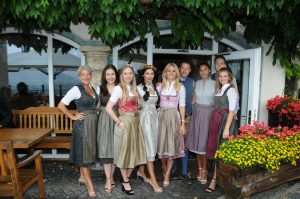 Modenschau für AlpenHerz am Tegernsee im Leeberghof - Copyright: Terence Tremper for AlpenHerz - Event Report