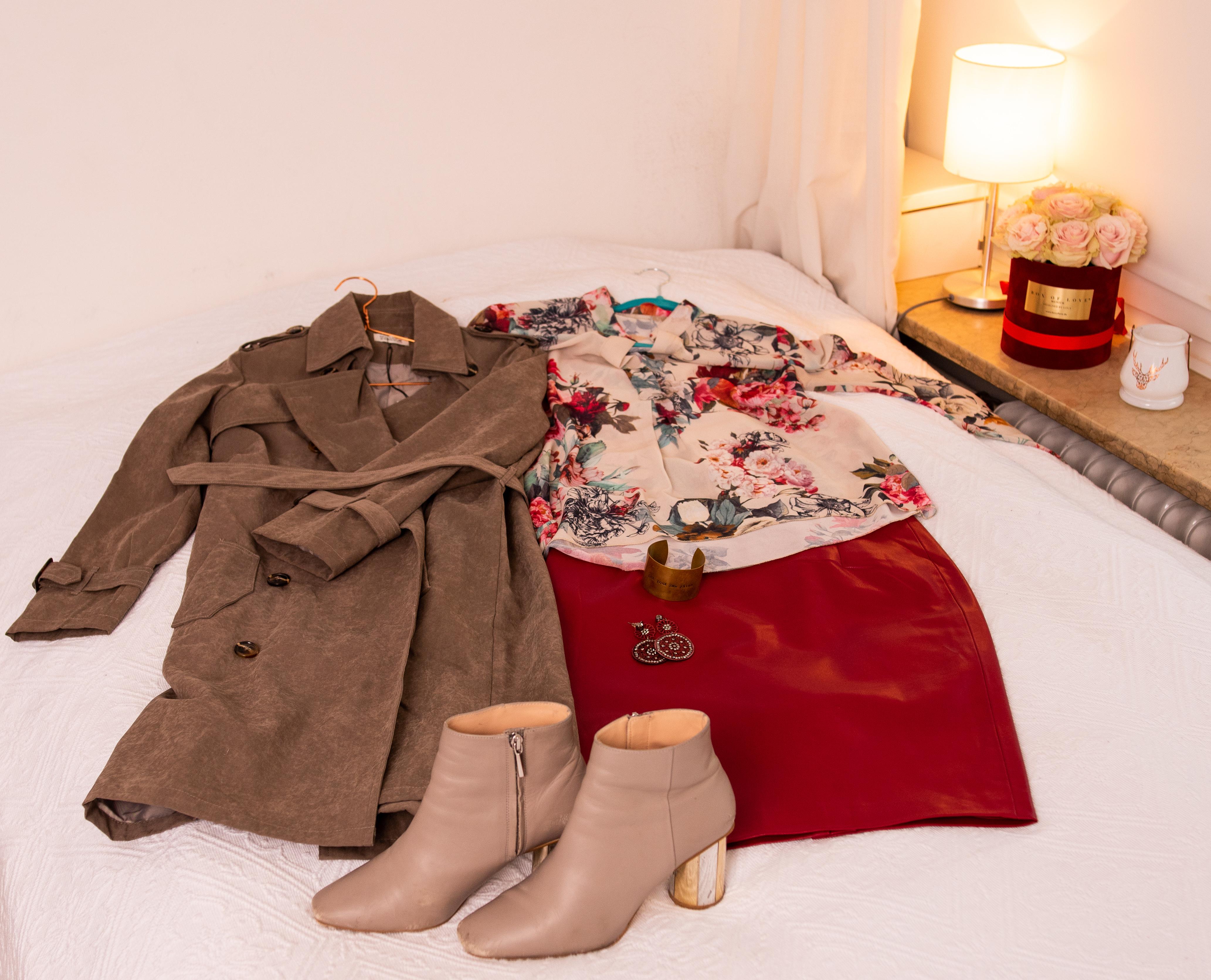 Kleiderschrank Check, Style Coaching, Neuer Look - Outfitkombination von Jasmin Leheta für ihre Kundin Nathalie Dorff von Fashiondeluxxe