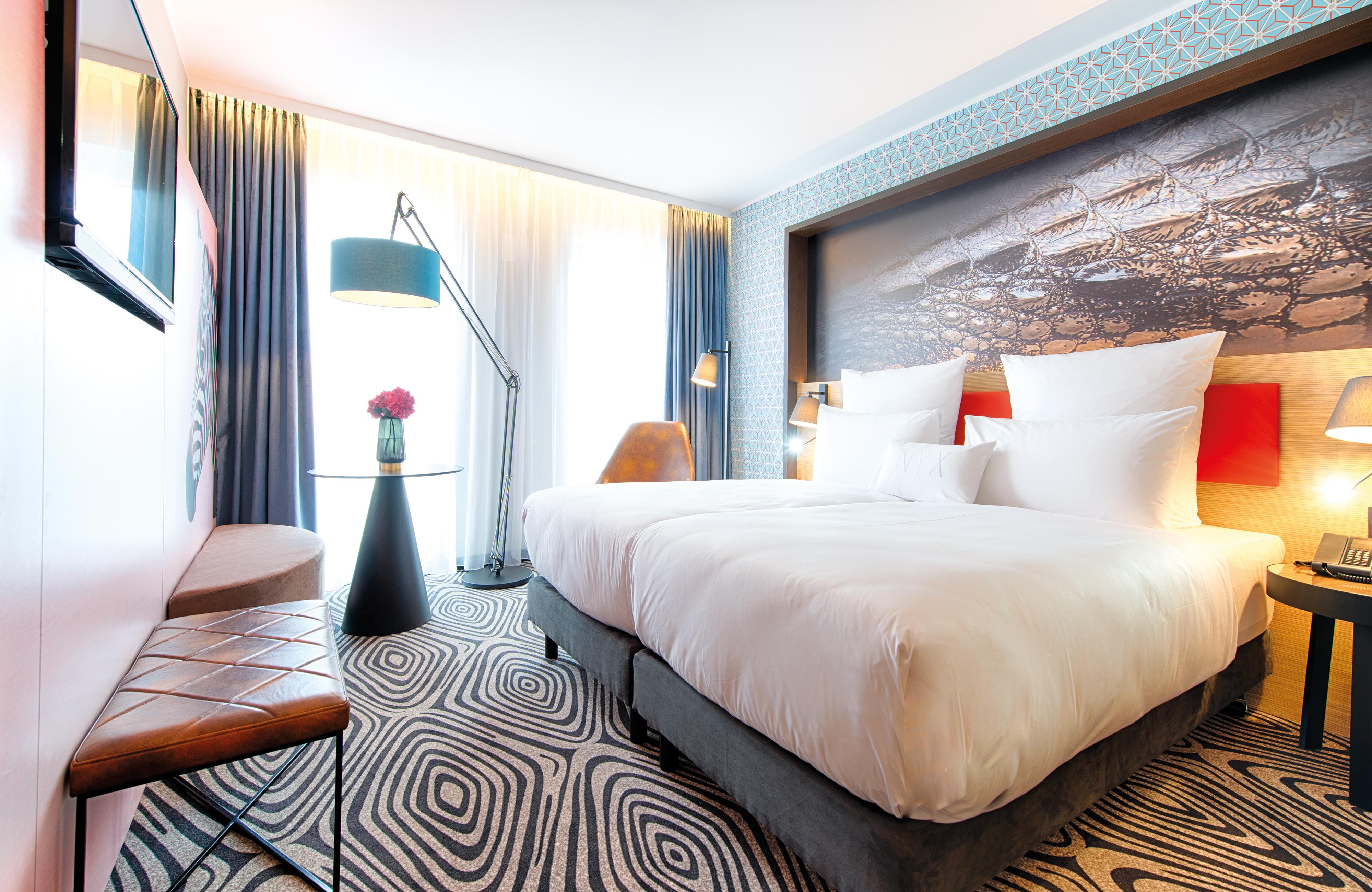 Eröffnung des neuen NYX Hotels in München - Modernes Design City Hotel