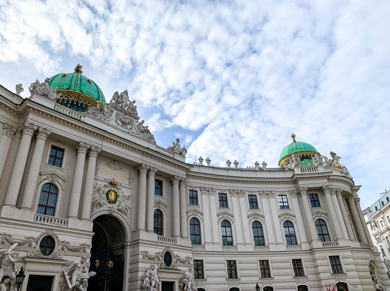 Spanische Hofreitschule in Wien