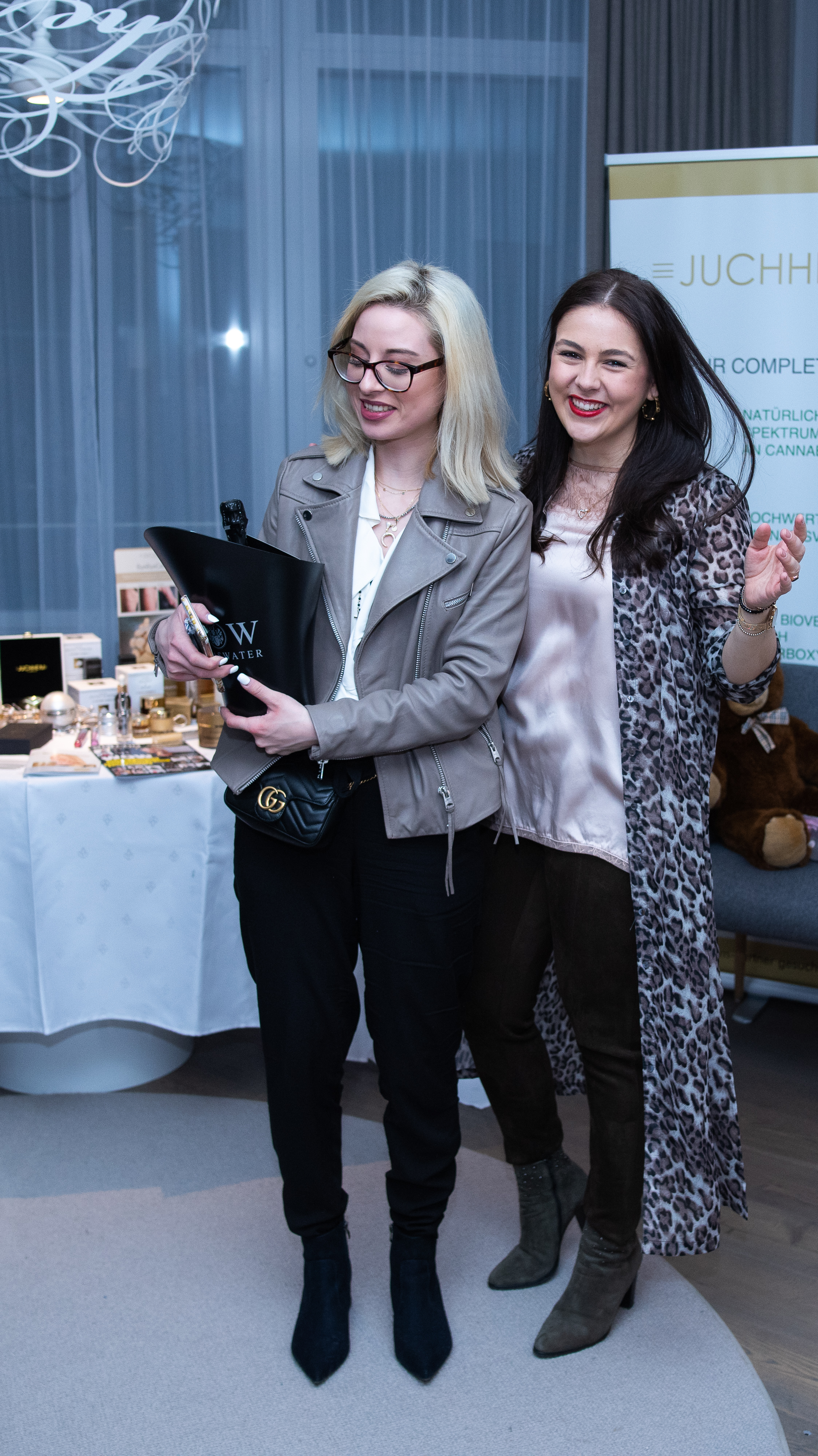 Frühlingshafte Beauty Highlights auf der Fashiondeluxxe Beauty Night - Edition Spring Mood im Steigenberger Hotel München, gewonnen in der Tombola