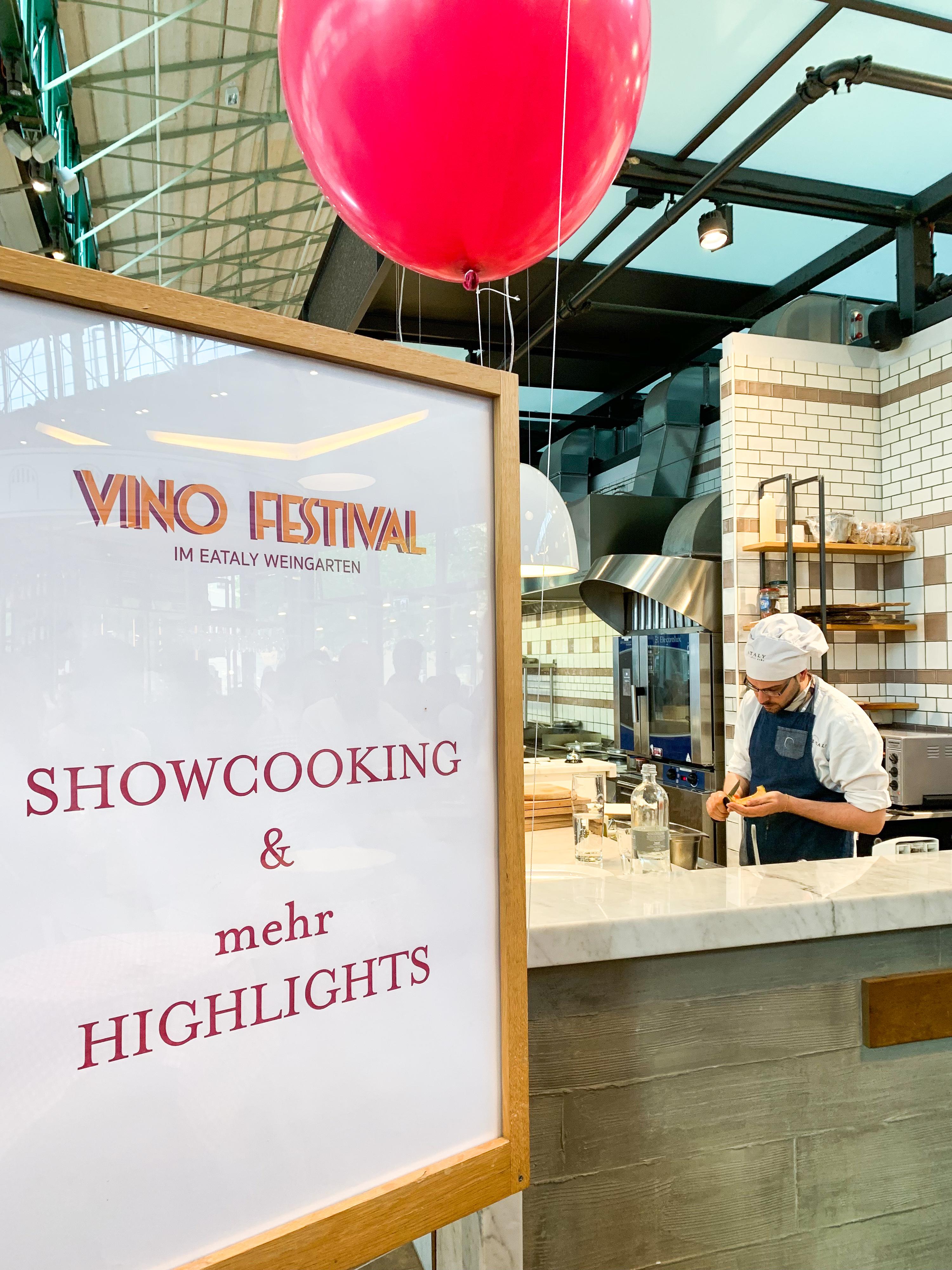 Weinfestival im EATALY München